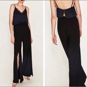 Zara basic jumpsuit size large
